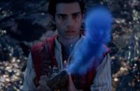 kadr z filmu Aladyn