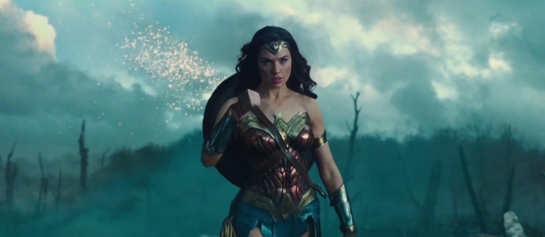 Wonder Woman na froncie w zwiastunie filmu