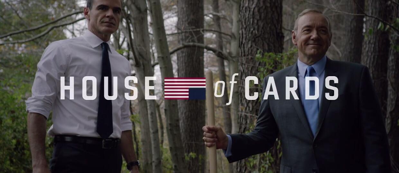 """Zapowiedź 4. sezonu """"House of Cards"""" wśród drzew"""