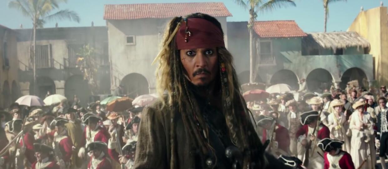 """Zemsta Salazara w zwiastunie """"Piratów z Karaibów"""""""