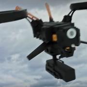 Dron z filmu Hover