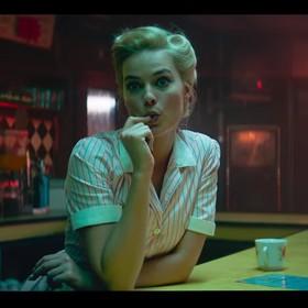 Margot Robbie w filmie Terminal