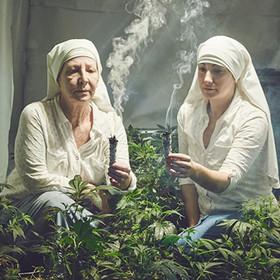 Zobacz zwiastun dokumentu o zakonnicach uprawiających marihuanę