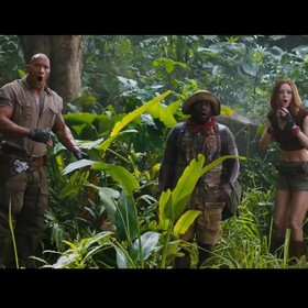 "Zwiastun ""Jumanji: Welcome to the Jungle"" z muzyką Guns N' Roses"