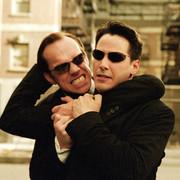 kadr z filmu Matrix Reaktywacja