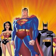 Liga Sprawiedliwości - kadr z serialu
