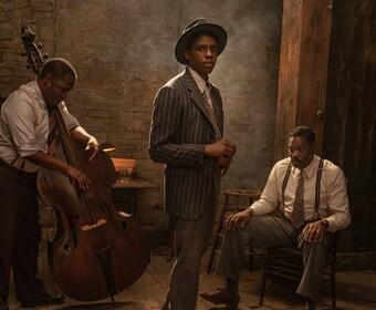 Chadwick Boseman ostatnia rola