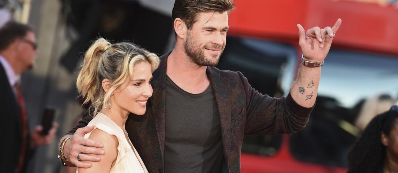 Chris Hemsworth pogodynką? Aktor poprowadził wydanie australijskiej pogody
