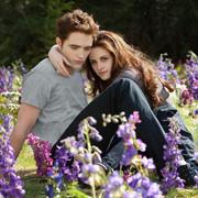 """Kristen Stewart i Robert Pattinson na kadrze z filmu Saga """"Zmierzch"""": Przed świtem – część 2"""