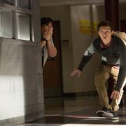Tom Holland - kadr z filmu Spider-Man: Homecoming