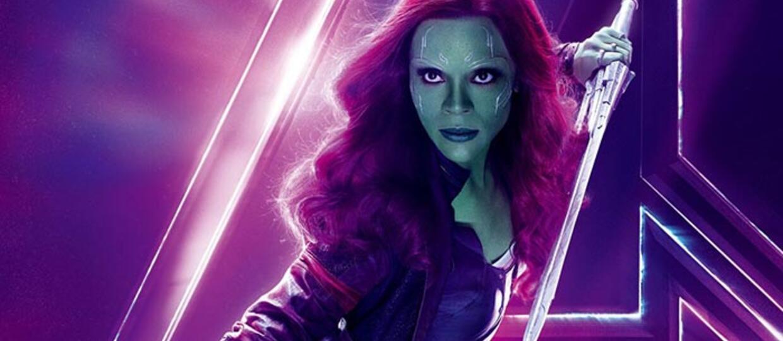 """Czy Gamora powróci w """"Avengers 4""""?"""