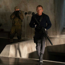 Daniel Craig w filmie Nie czas umierać