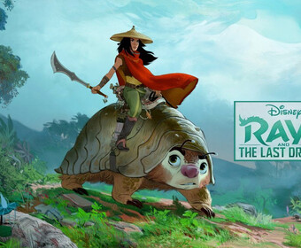 """Disney zaprezentował pierwszy zwiastun swojej nowej bajki. Oto """"Raya i ostatni smok"""""""