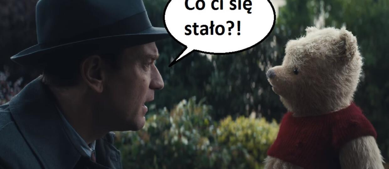 Christopher Robin (Ewan McGregor) i Puchatek