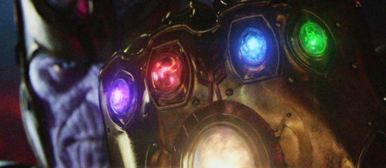Thanos i Rękawica Nieskończonosci