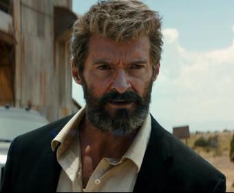 kadr z filmu Logan