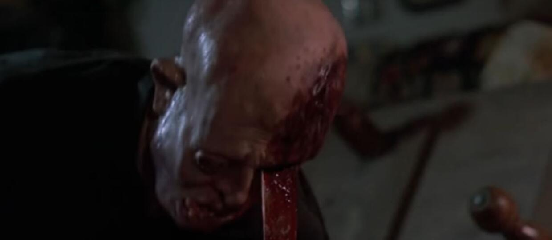Jason Voorhees - śmierć