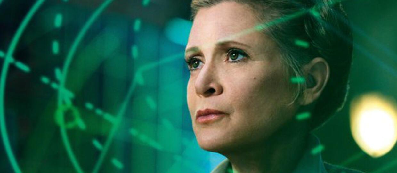 """John Boyega zaspoilerował, co czeka księżniczkę Leię w następnych """"Gwiezdnych Wojnach"""""""