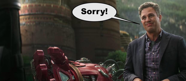 Mark Ruffalo jako Bruce Banner