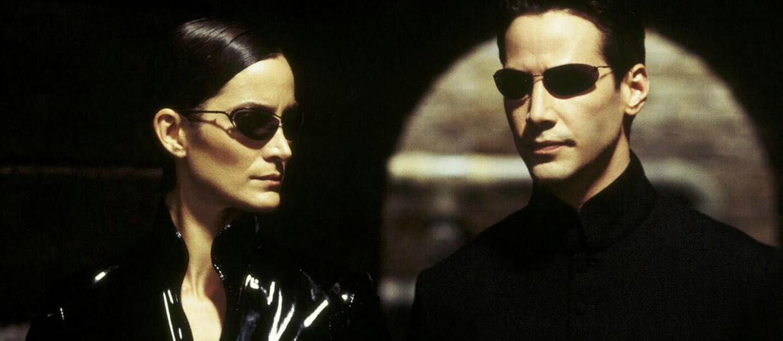 Keanu Reeves i Carrie-Anne Moss