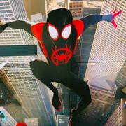 Spider-Man: Uniwersum - materiał promocyjny filmu