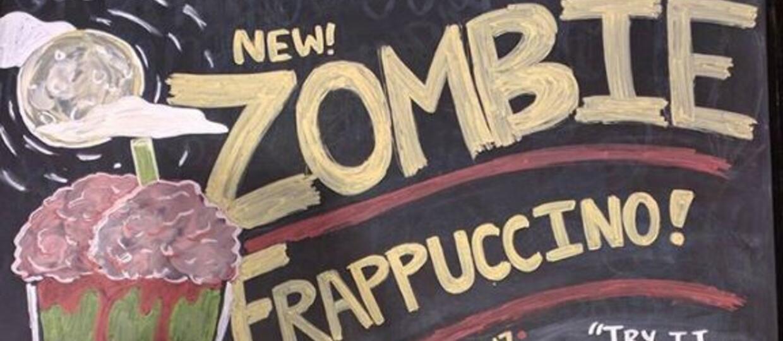 Nadciąga kawa-zombie dla miłośników ludzkich mózgów