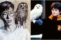 Books of Magic #1 i filmu Harry Potter i Kamień filozoficzny