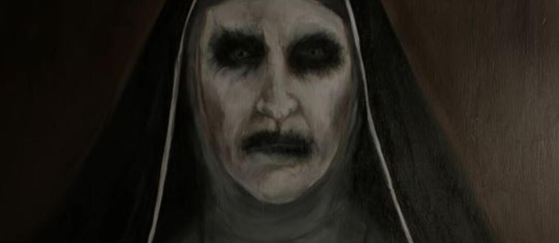 """Nowe przerażające zdjęcia z horroru """"Zakonnica"""""""