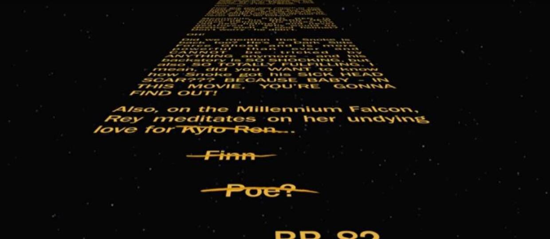 """Oto napisy początkowe IX epizodu """"Star Wars"""", naprawiające błędy Riana Johnsona"""