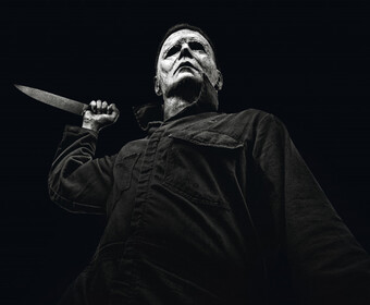 Halloween- Michael Myers - kadr z filmu