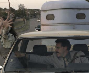 Borat 2 - kadr z filmu