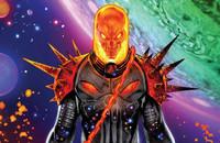 Punisher jako Ghost Rider