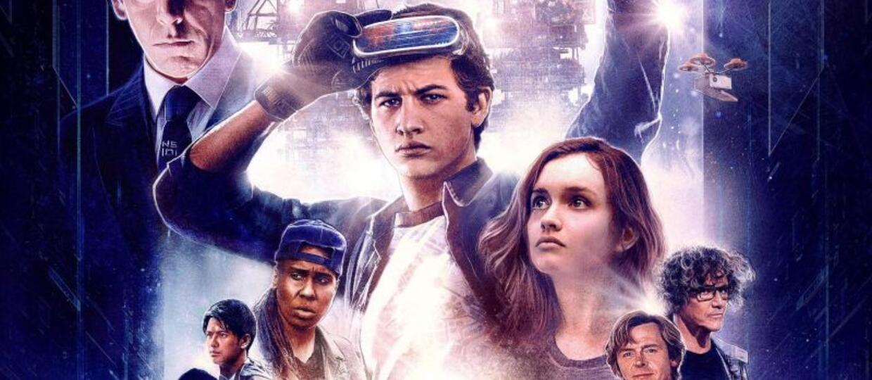 Ready Player One - plakat