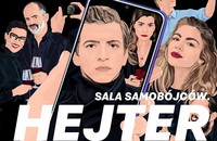 """""""Sala Samobójców. Hejter"""" dostępny oficjalnie w sieci. Gdzie legalnie obejrzymy film Komasy?"""