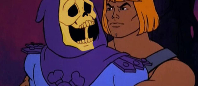 He-Man i Szkieletor