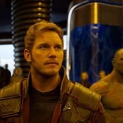 kadr z filmu Strażnicy Galaktyki 2