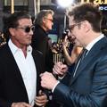 Sylvester Stallone i James Gunn