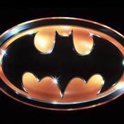 Logo Batmana z filmu Batman