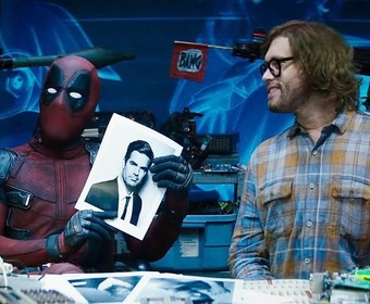 "Foto: kadr z filmu ""Deadpool 2""/ 20th Century Fox"