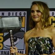 NAtalie Portman na San Diego Comic Con 2019