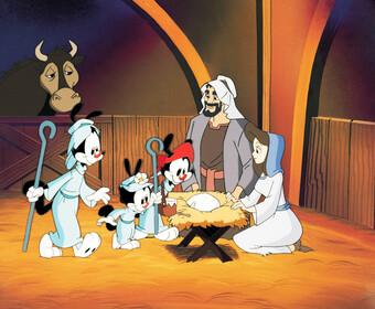 Animaniacy - kadr z serialu