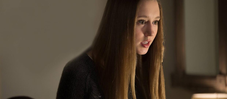 """Czy gwiazda """"American Horror Story"""" wywołała ducha podczas kręcenia jednej ze scen serialu?"""