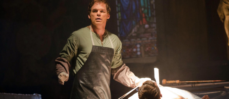 kadr z serialu Dexter