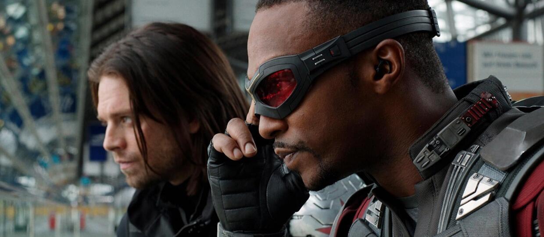 """""""Falcon i Zimowy żołnierz"""" będą jak """"6-godzinny film"""", a nie serial"""