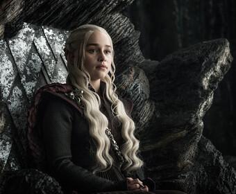 Emilia Clarke Gra o tron