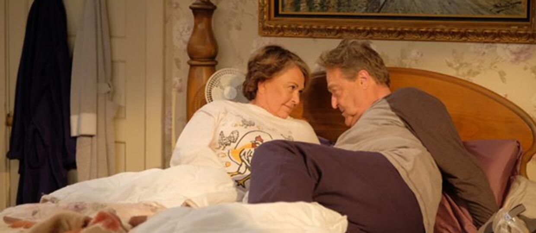 Roseanne Barr i John Goodman
