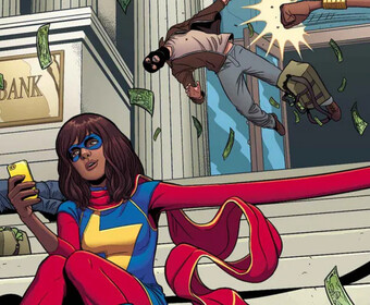 Ms. Marvel #6 (2014)