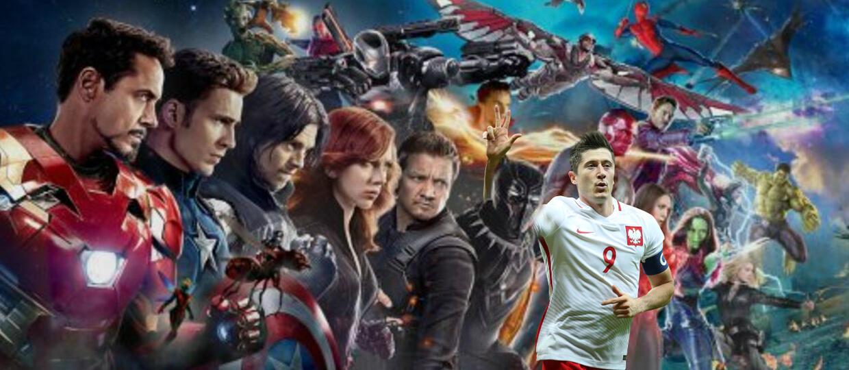 Robert Lewandowski nowym bohaterem Marvela? Powstał komiks, w którym wystąpił słynny piłkarz