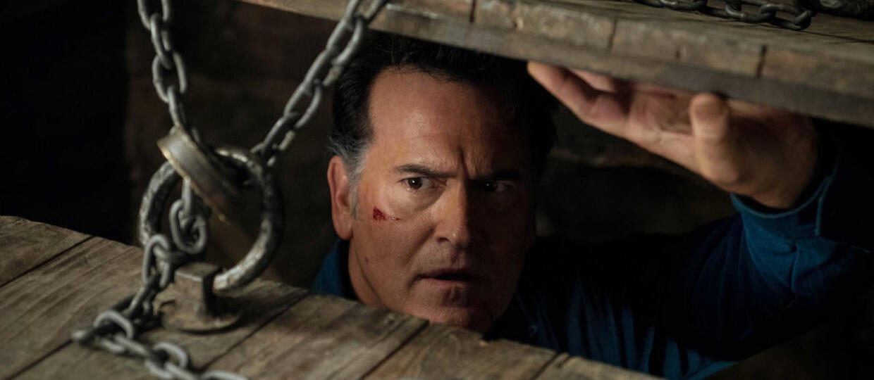 Ash Williams (Bruce Campbell)