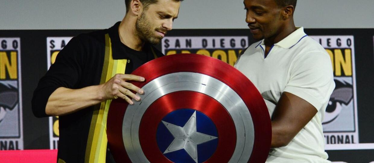 "Nowe wideo z planu ""Falcon and the Winter Soldier"""